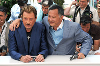 Johnny Hallyday et Johnnie To