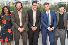 Taliah Webster, Josh Safdie, Derny Safdie, Robert Pattinson, Buddy Duress