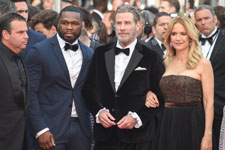 50 Cent, John Travolta, Kelly Preston