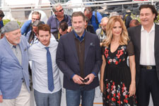 Stacy Keach, Kevin Connolly, Edward Walson, John Travolta, Kelly Preston, Leo Rossi
