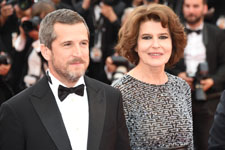 Guillaume Canet, Fanny Ardant